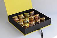 """""""12 смаків меду"""" подарунковий набір"""
