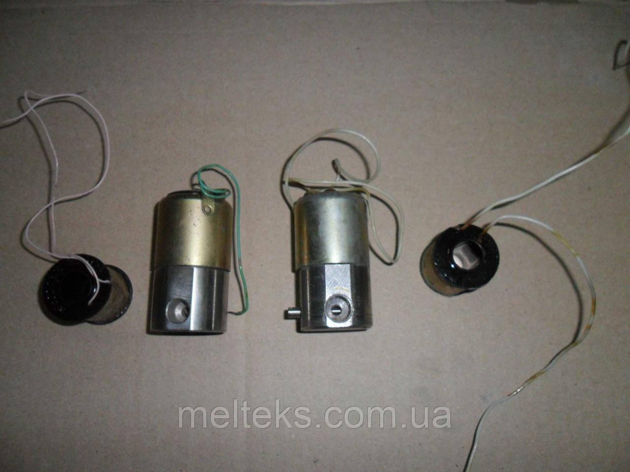 Клапан и катушка СКН-2 СКН-2М СКР-2 - 2020 г.в.