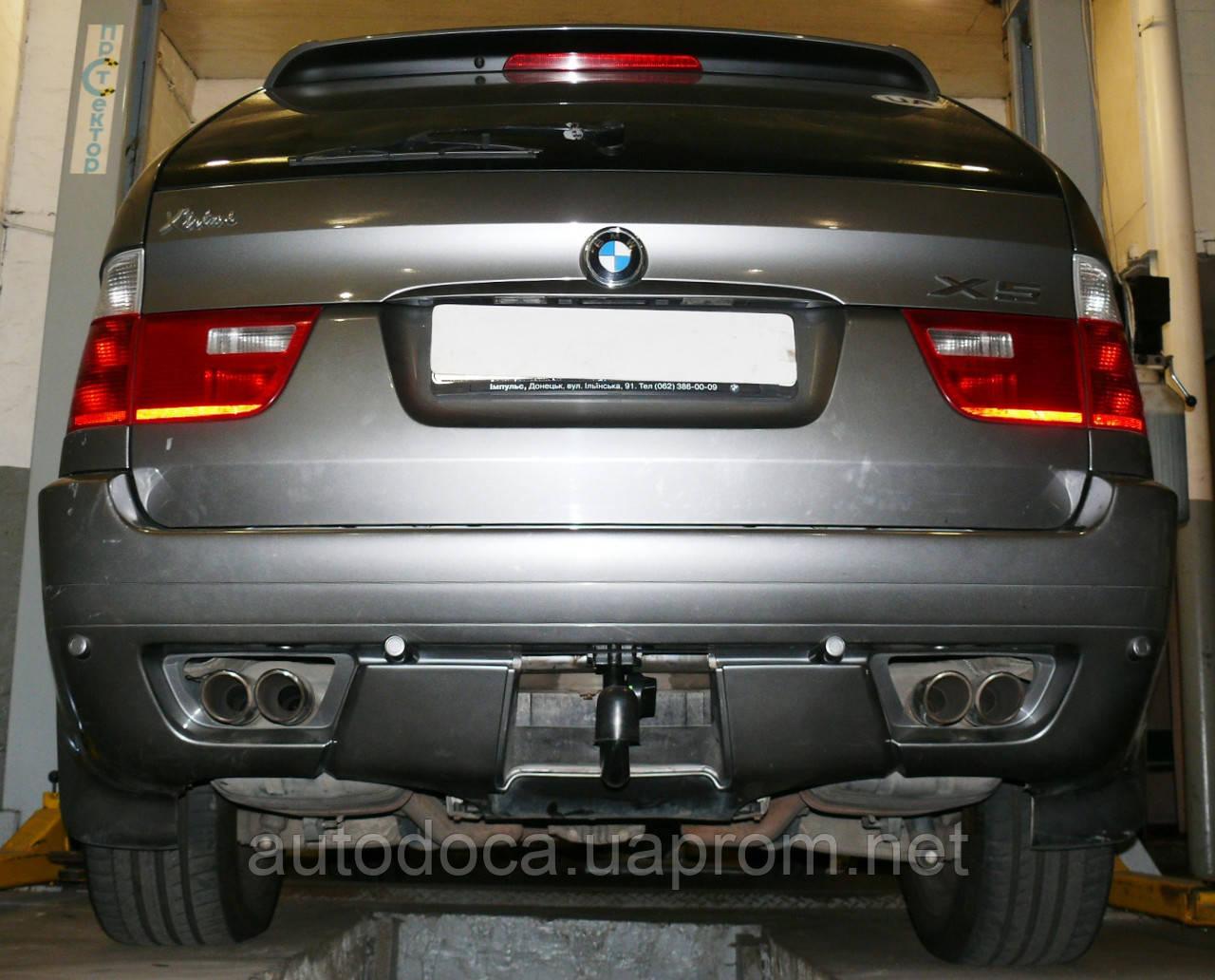 Фаркоп BMW X5 (E53) с установкой! Киев