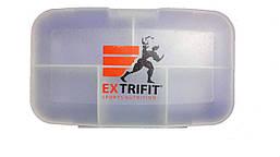 Таблетница ExTrifit - Pillbox белая