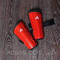 Щитки Adidas детские красные копия