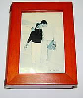 Фотоальбом дерево 100 фото (10х15 см), с рамкой