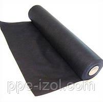 Агроволокно черное (Польша) плотность 60г/м2, (3,20м * 100м), агроволокно для клубники, спанбонд.