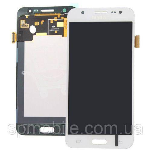 Дисплей Samsung J510 Galaxy J5 з сенсором Білий White оригінал , GH97-18792C