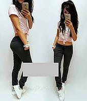 Женские спортивные штаны (есть большие размеры