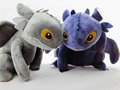 Мягкие игрушки Как приручить дракона How to train your dragon