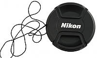 Крышка передняя для объективов NIKON - 77 мм