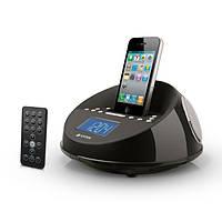 Радиочасы Vitek VT-3520 BK с док-станцией для iPhone/iPod