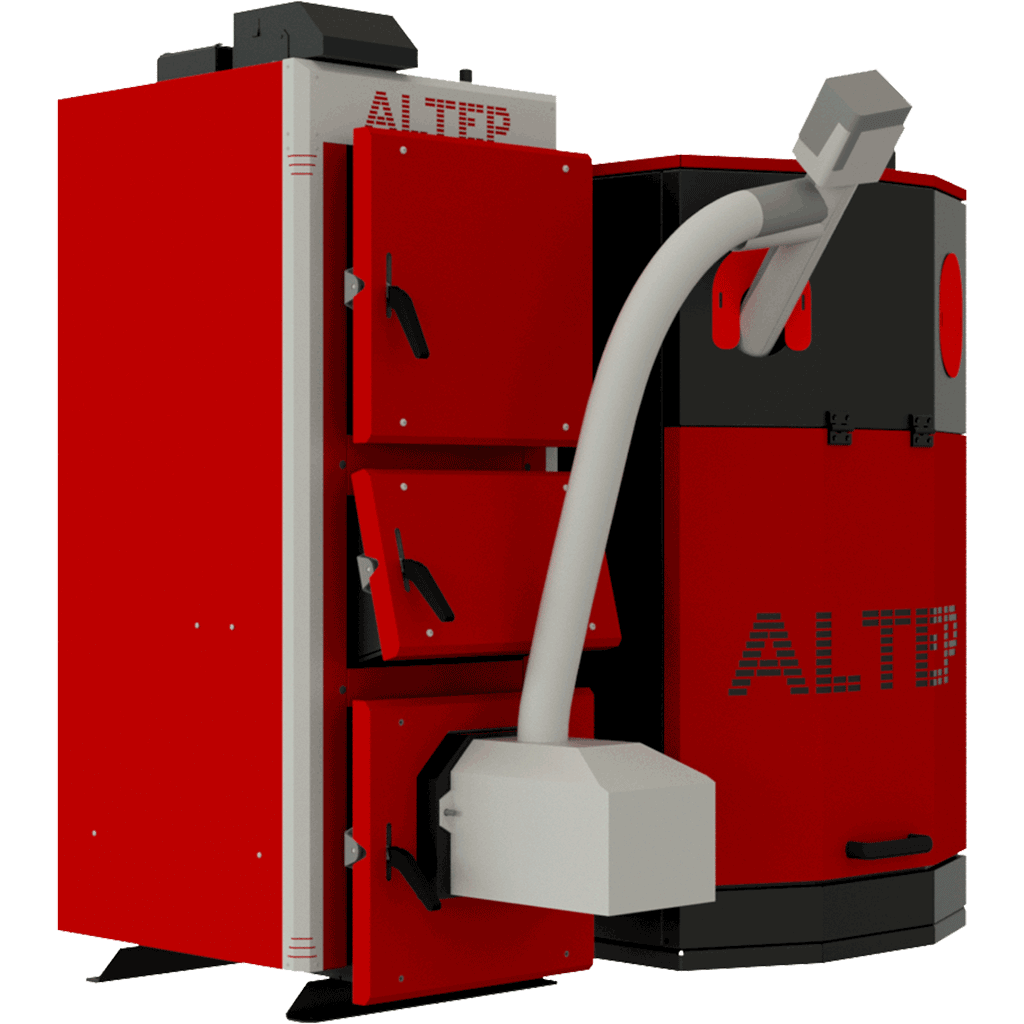 Котел Альтеп Duo Uni Pellet KT-2EPG 40 кВт.