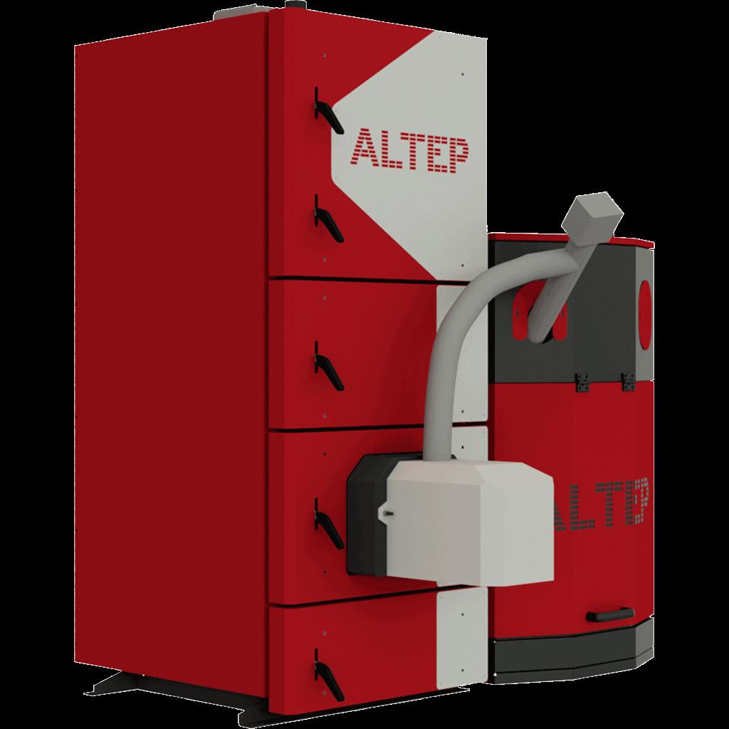 Котел Альтеп Duo Uni Pellet KT-2EPG 120 кВт.
