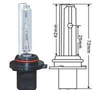 Лампа ксеноновая Brevia HB3 (9005), 5000K, 85V, 35W KET, (2шт.)