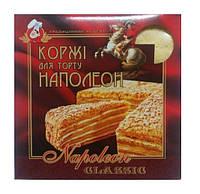 """Коржі для торту """"Наполеон"""" 400г (1/12)"""