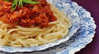 Tonno & Pesto (Тунец и соус)