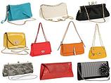 Женские сумки клатчи