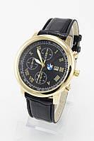 Мужские наручные часы BMW, золото с чёрным циферблатом ( код: IBW077YB )