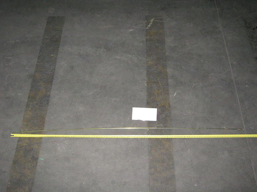 Трубка от муфты к регулятору давления ГАЗ 33027 33027-3506071-10