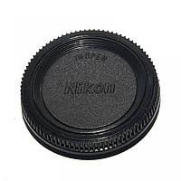 Кришка заглушка для тушки (body) для фотоапаратів NIKON