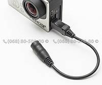 Переходник для микрофона 3.5 мм для GoPro HERO 3/3+/4