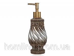 Дозатор для мыла Irya Queen бронзовый