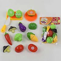 Набор овощей на липучках 6033