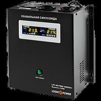ДБЖ LPY- W - PSW-1000VA + (700Вт) 10A / 20A 12В LogicPower