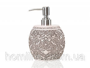 Дозатор для мыла Irya Adore розовый