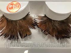Ресницы накладные натуральные перьевые