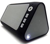 Портативна Bluetooth колонка HLY-666, фото 6