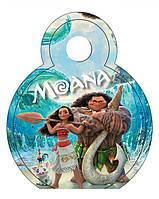 "Медалі ""Moana"". В упак: 10шт. Діаметр: 75мм."
