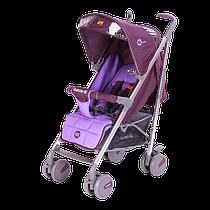 Прогулочная коляска Quatro Evo 09 фиолетовая