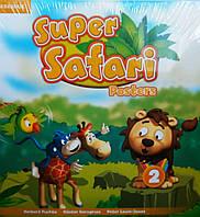 Super Safari 2. 10 Posters