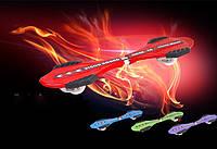 """Скейт/скейтборд рипстик двухколесный """"Vigor Board"""" со стальной основой: 4 цвета"""