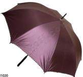 Женский зонт трость (слива)