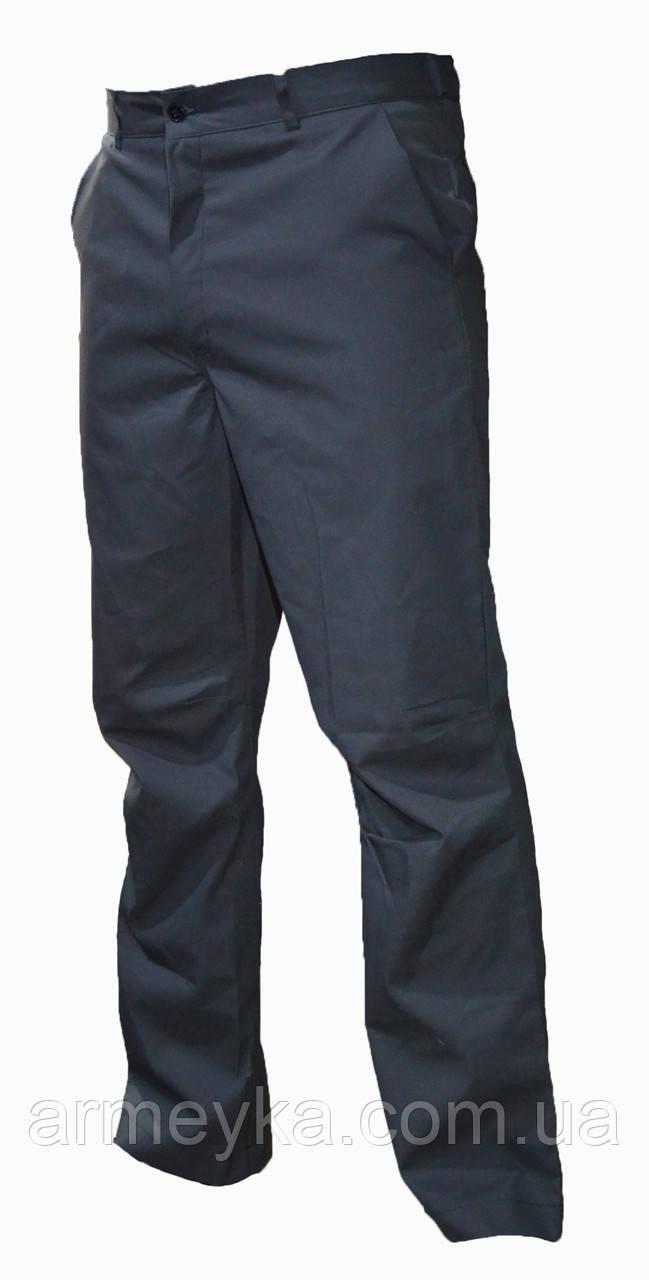 Тактические брюки Fire&Rescue, темно-серые. НОВЫЕ. Великобритания, оригинал.