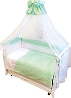 Детская постель Twins magic sleep M-003 (8 элементов)