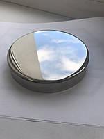 Декоративная крышка Ø 102 мм без отверстия