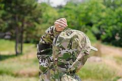 Комплект Лесоход костюм кепка футболка камуфляж Мультикам, фото 3