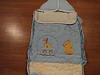 Конверт для новорожденных на молнии