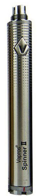 Аккумулятор для электронной сигареты Vision Spinner 2 1650 mAh Металик