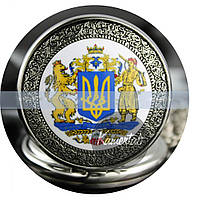 """""""Національні"""" Кулон Часы Украина (патриотические), Premium"""