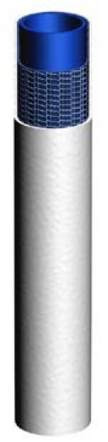 Рукав для воды,  утвержден для пищевых продуктов, 10 Бар, —15°С/+60°С, 1458-10