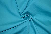 Рубашечная ткань бирюза
