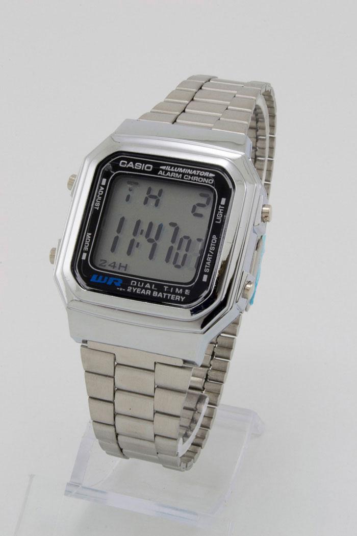 Мужские наручные электронные часы Casio (Касио) ( код: IBW079S )