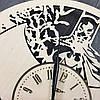 Часы настенные из натурального дерева 7Arts Batman style CL-0020, фото 4