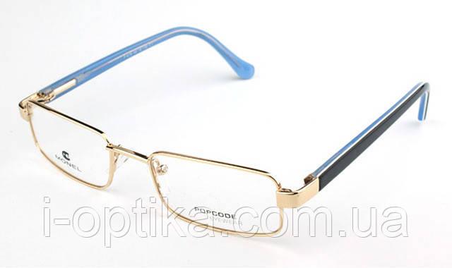 Детские металлические очки Popcode