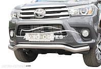 Изогнутый ус для Toyota Hilux 2015-… от ИМ Автообвес
