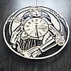 Настенные часы 7Arts Роботы Вселенной Звездных войн CL-0038, фото 5