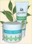 Маска алое-гамамелис для жирной кожи, 250мл