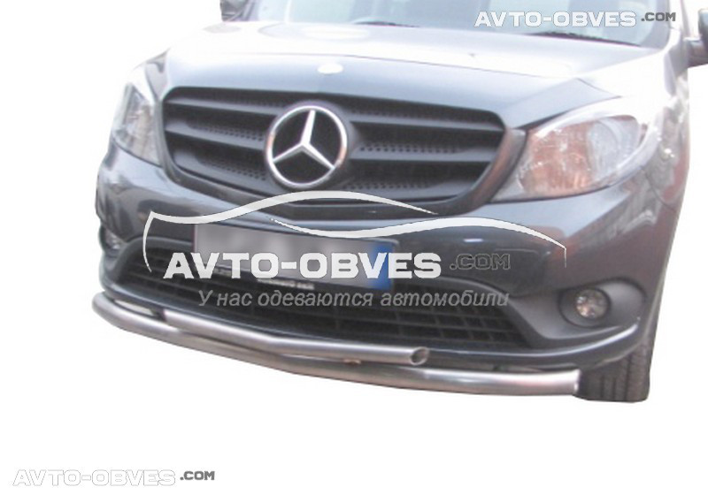Захисна дуга подвійна Mercedes Citan