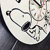 Детские настенные часы 7Arts Снупи CL-0059, фото 4